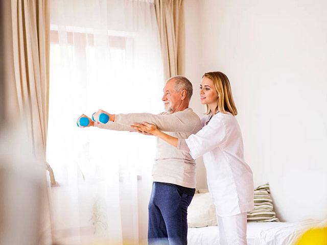 Evde Fizik Tedavi Nasıl Yapılır?