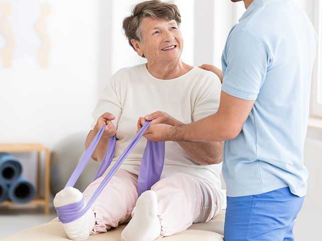 Geriatrik Rehabilitasyon Nedir?